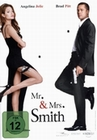MR. & MRS. SMITH - DVD - Thriller & Krimi