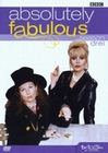 ABSOLUTELY FABULOUS - SEASON 3 - DVD - Comedy