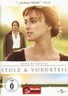 STOLZ & VORURTEIL - DVD - Unterhaltung