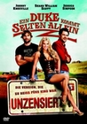 EIN DUKE KOMMT SELTEN ALLEIN - UNZENSIERT - DVD - Komödie