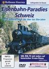 EISENBAHN-PARADIES SCHWEIZ - TEIL 1 - DVD - Fahrzeuge