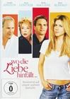 WO DIE LIEBE HINFÄLLT ... - DVD - Komödie