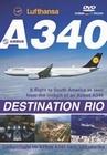 LUFTHANSA AIRBUS A340 DESTINATION RIO - DVD - Fahrzeuge