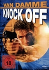 KNOCK OFF - DVD - Action