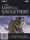 DAS LEBEN DER SÄUGETIERE - BOX [4 DVDS] - DVD - Tiere