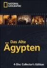 DAS ALTE ÄGYPTEN - NATIONAL GEOGRAPHIC [4 DVDS] - DVD - Kultur