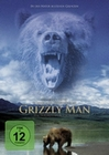 GRIZZLY MAN - DVD - Tiere