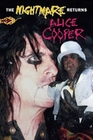 ALICE COOPER - THE NIGHTMARE RETURNS - DVD - Musik