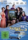 CRAZY RACE 3 - DVD - Komdie