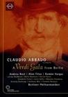 CLAUDIO ABBADO - A VERDI GALA FROM BERLIN - DVD - Musik