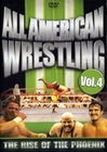 All American Wrestling Vol. 4 - The Rise of... (DVD)