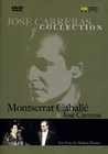 JOSE CARRERAS COLLECTION - MONTSERRAT CABALLE - DVD - Musik