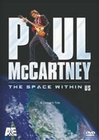 PAUL MCCARTNEY - THE SPACE WITHIN US/LIVE - DVD - Musik
