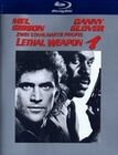 LETHAL WEAPON 1 - ZWEI STAHLHARTE PROFIS - BLU-RAY - Action