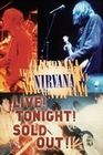 NIRVANA - LIVE! TONIGHT! SOLD OUT!! - DVD - Musik