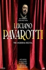 LUCIANO PAVAROTTI - THE MODENA RECITAL/AN INT... - DVD - Musik