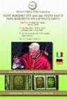 PAPST BENEDIKT XVI. UND DAS VOLTO SANTO - DVD - Religion