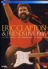 ERIC CLAPTON & FRIENDS - LIVE 1986
