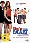 SHE`S THE MAN - VOLL MEIN TYP! - DVD - Komödie