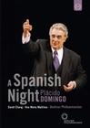 PLACIDO DOMINGO - A SPANISH NIGHT - DVD - Musik
