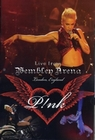 PINK - LIVE AT WEMBLEY - DVD - Musik