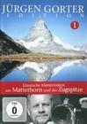 JÜRGEN GORTER EDITION 1 - MATTERHORN/ZUGSPITZE - DVD - Hobby & Freizeit