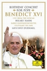 PAPST BENEDIKT XVI - BIRTHDAY CONCERT FOR POPE.. - DVD - Musik