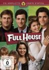 FULL HOUSE - STAFFEL 4 [4 DVDS] - DVD - Comedy