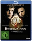 BROTHERS GRIMM - BLU-RAY - Fantasy