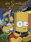 DIE SIMPSONS - SEASON 10 [CE] [4 DVDS] (DIGIP.) - DVD - Comedy