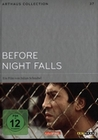 BEFORE NIGHT FALLS - ARTHAUS COLLECTION - DVD - Unterhaltung