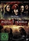 PIRATES OF THE CARIBBEAN - AM ENDE DER WELT - DVD - Abenteuer