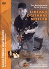 EINFACH E-GITARRE SPIELEN - DVD - Hobby & Freizeit