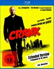 CRANK - EXTENDED CUT (+ DVD) - BLU-RAY - Action