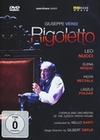 VERDI - RIGOLETTO - DVD - Musik