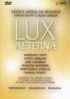 LUX AETERNA - VERDI`S MESSA DA REQUIEM [2 DVDS] - DVD - Musik