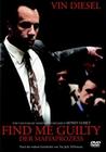 FIND ME GUILTY - DER MAFIAPROZESS - DVD - Komödie