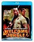 WELCOME TO THE JUNGLE - EXTENDED VERSION - BLU-RAY - Action