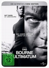 DAS BOURNE ULTIMATUM [SB] [2 DVDS] - DVD - Thriller & Krimi