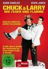 CHUCK & LARRY - WIE FEUER UND FLAMME - DVD - Komödie