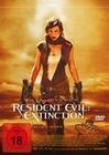 RESIDENT EVIL: EXTINCTION - DVD - Action
