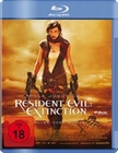 RESIDENT EVIL: EXTINCTION - BLU-RAY - Action