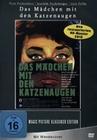 DAS MÄDCHEN MIT DEN KATZENAUGEN - DVD - Thriller & Krimi