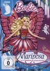 BARBIE - MARIPOSA - DVD - Kinder