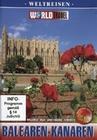 BALEAREN - KANAREN - WORLD TRAVEL [SE] - DVD - Reise