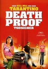 DEATH PROOF - TODSICHER - DVD - Horror