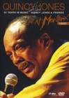 QUINCY JONES & FRIENDS - LIVE AT MONTREUX 1996 - DVD - Musik