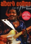 ALBERT COLLINS - LIVE AT MONTREUX 1992 - DVD - Musik
