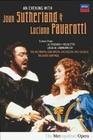 JOAN SUTHERLAND & LUCIANO PAVAROTTI - AN EVEN... - DVD - Musik