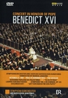 CONCERT IN HONOUR OF POPE BENEDICT XVI - DVD - Musik